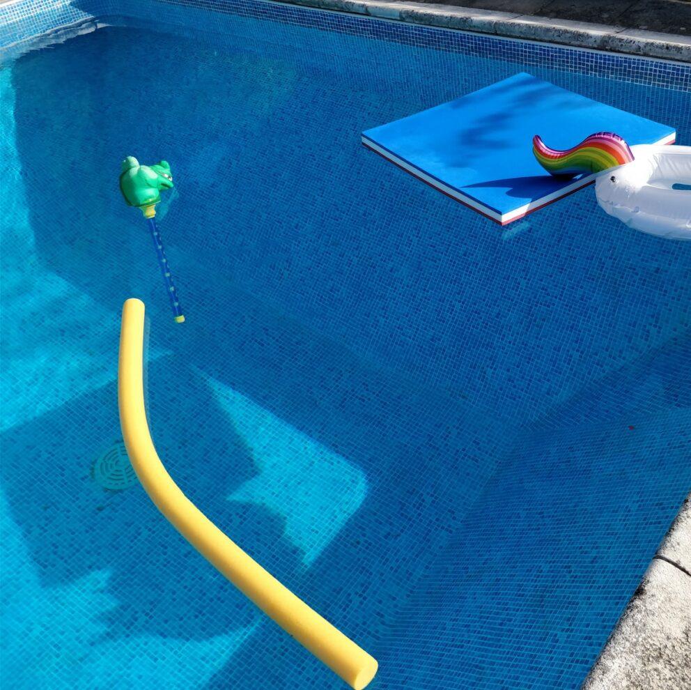 bazénové doplňky